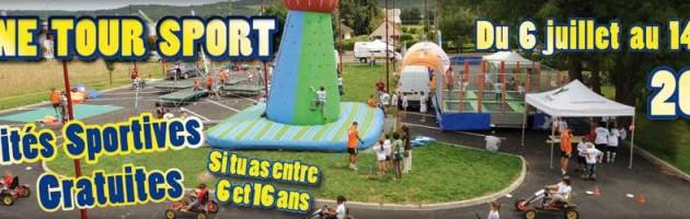 Yonne Tour Sports 2015