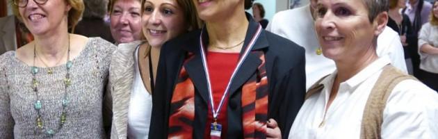 Médaillés 2015 à la CPAM de l'Yonne