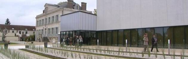 une nouvelle salle de spectacle a Moneteau !