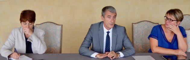 Le nouveau préfet de l'Yonne prends ses fonctions
